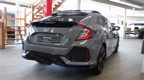 Honda Civic 1.5 i-VTEC CVT Automaat Sport Plus - YouTube