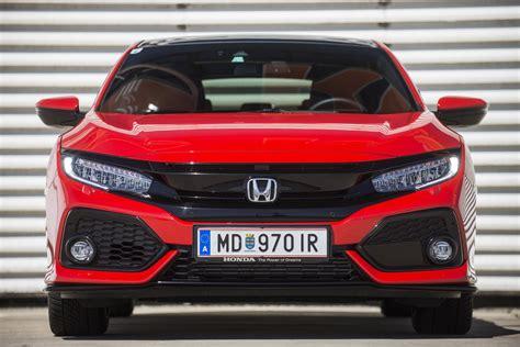 Honda Civic Sport Plus – Aggressive Schmusekatze - Motorblock