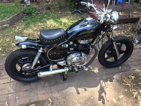 Honda CM250T Bobber | Custom Cafe Racer Motorcycles For Sale