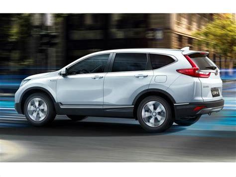 Honda CR-V Hybrid 2018 debuta - Autocosmos.com