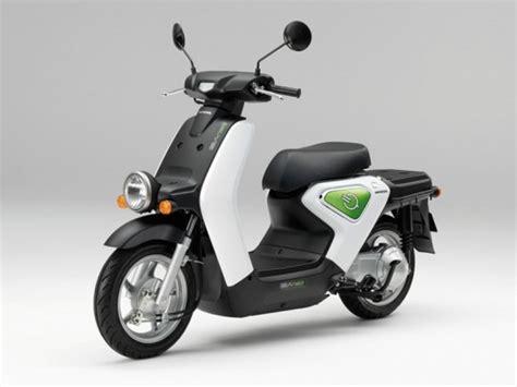 Honda fabricará motocicletas eléctricas en 2017