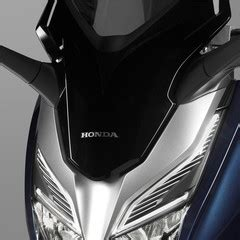 Honda Forza 300 2018: un scooter premium repleto de tecnología