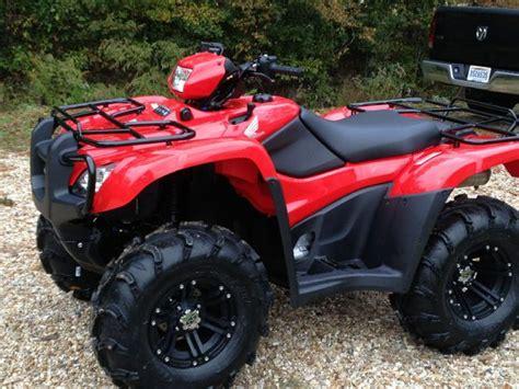 honda four wheelers for sale