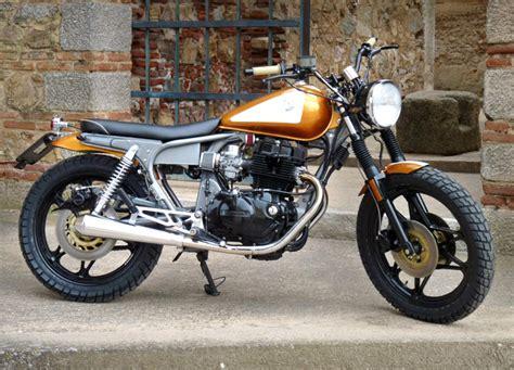 Honda Honda CB450DX - Moto.ZombDrive.COM