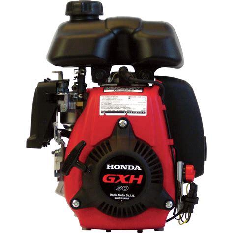 Honda Horizontal OHV Engine — 49.4cc, GXH Series, 5/8in. x ...