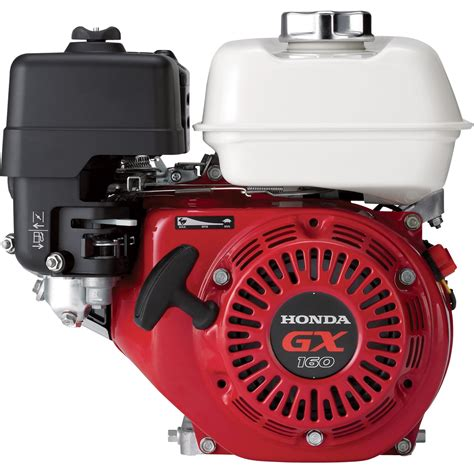 Honda Horizontal OHV Engine with 6:1 Gear Reduction for ...