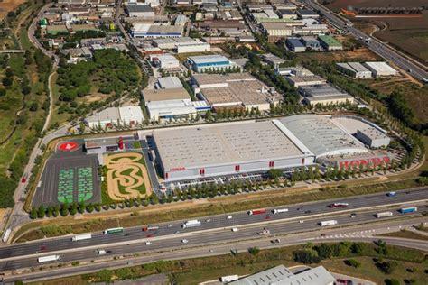 Honda inaugure son nouveau centre logistique en Espagne