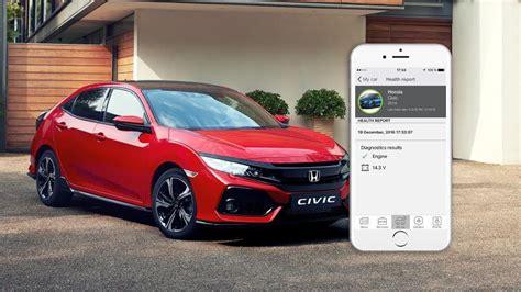 Honda incorpora el asistente digital 'My Honda' a sus ...