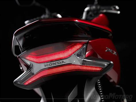 Honda PCX 125 2018 | Precio, Ficha Tecnica, Opiniones y Prueba