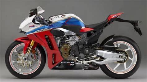 Honda RVF1000 2019: el arma para derrocar a la Ducati ...