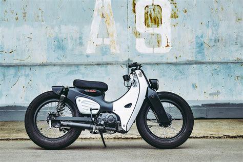 Honda Super Cub Retro Bike 2018
