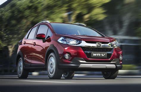 Honda WR-V: Especificaciones y versiones para Colombia