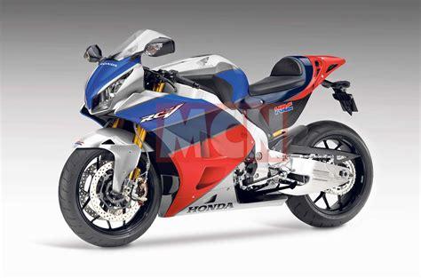 Honda's new V4 superbike is taking shape for 2019 ...