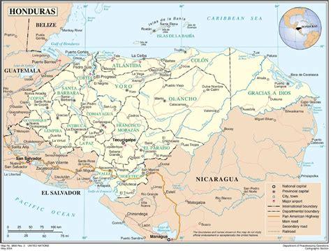 Honduras nedir? Honduras hakkında bilgi, resimleri ...