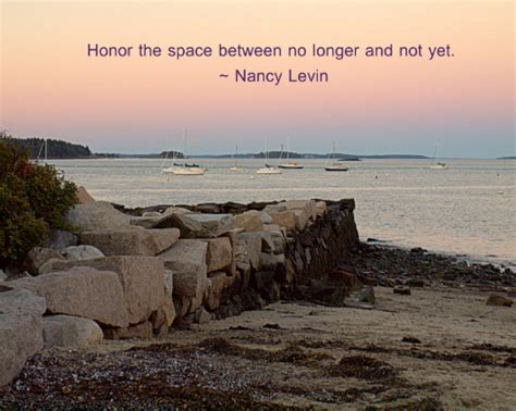Honor the space between - kind over matter