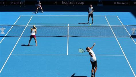 Hopman Cup | Hopman Cup 2017 to employ Fast4 Tennis format ...