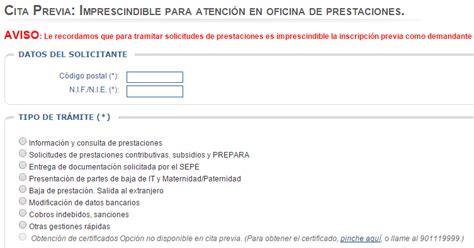 Horario INEM SEPE   DeFinanzas.com