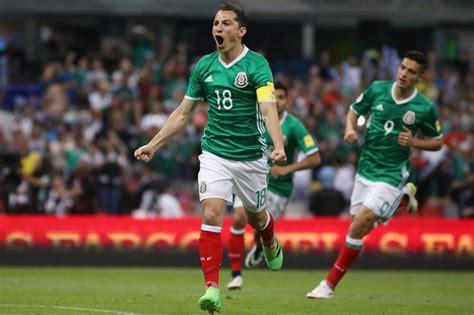 Horario México vs Islandia y en qué canal verlo; partido ...