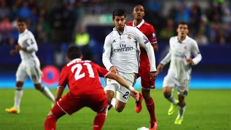 Horario y dónde televisan Trofeo Santiago Bernabéu: Real ...