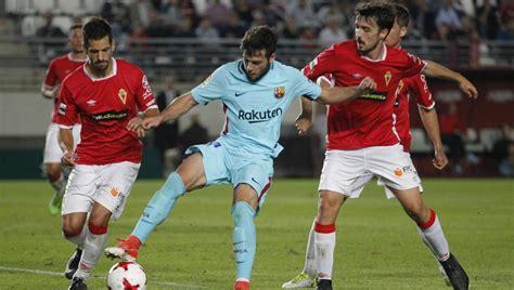 Horario y dónde ver el Barcelona   Murcia hoy por TV de la ...