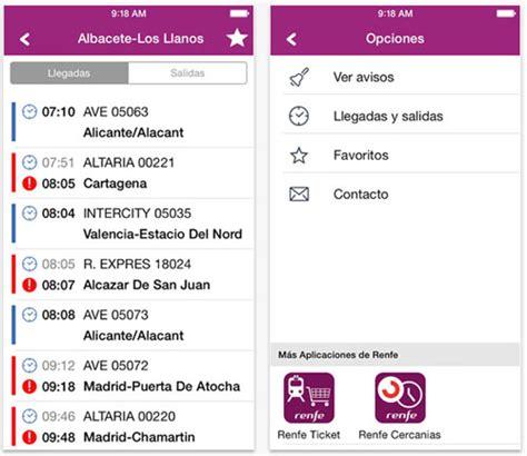 Horarios de Renfe - AVE - Cercanías y Trenes • Apertura Tienda