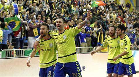 Horarios final de Fútbol Sala: Movistar Inter-Barcelona en ...