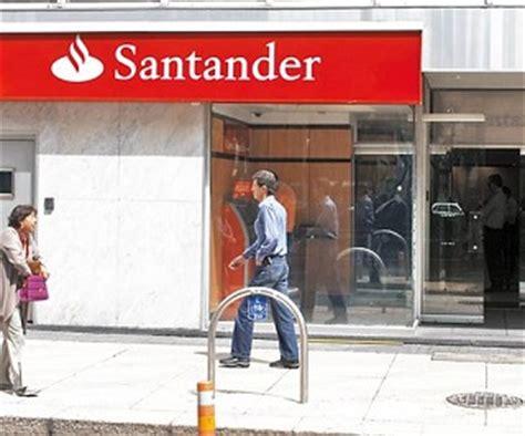 Horarios y sucursales Santander que abren en sábado   Rankia