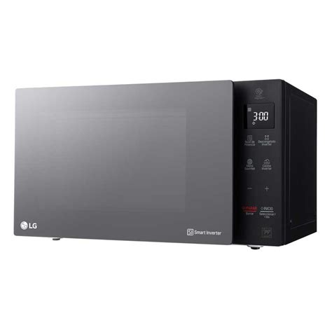Horno Microondas LG MS1536GIR NeoChef Smart Inverter ...