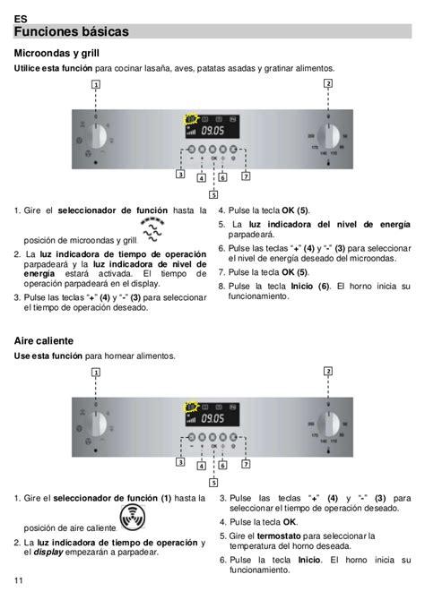Horno microondas Smeg SC445MCX1