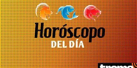 Horóscopo 2016 de hoy 24 de octubre | Horóscopo | Trome