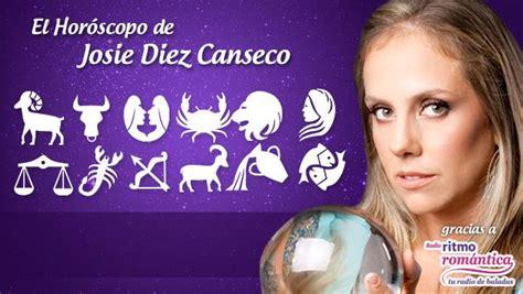 Horoscopo De Hoy Josie Diez Canseco ...