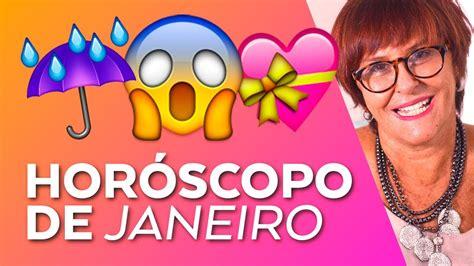 Horóscopo do mês de JANEIRO - 2018 por Márcia Fernandes ...
