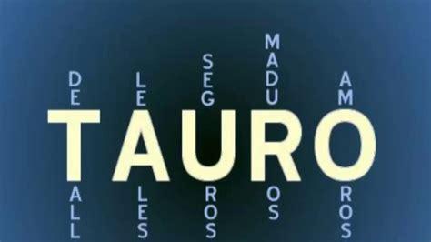 Horóscopo Tauro, 2017  Anual    YouTube