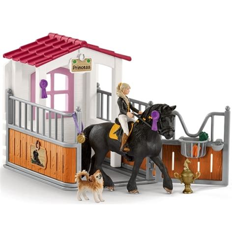 Horse Club Tori & Princess - Fresian Mare - Schleich 42437 ...