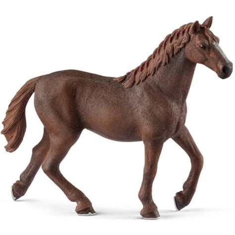 Horse   English Thoroughbred Mare   Schleich 13855   from ...