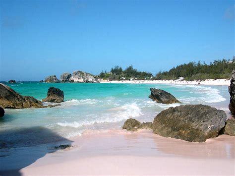 Horseshoe Bay, Bermuda   Tourist Destinations
