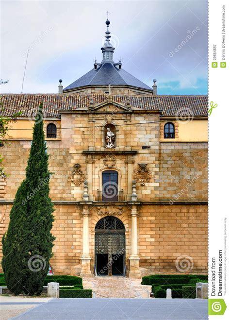 Hospital De Tavera, Toledo, España Fotografía de archivo ...