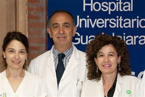 Hospital Universitario de Guadalajara - Enfermeros del ...
