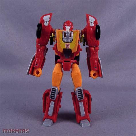 Hot Rod & Firedrive Generations Titans Return Deluxe Class ...