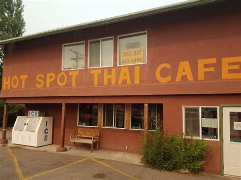 Hot Spot Thai Cafe, Polson - Restaurantanmeldelser ...