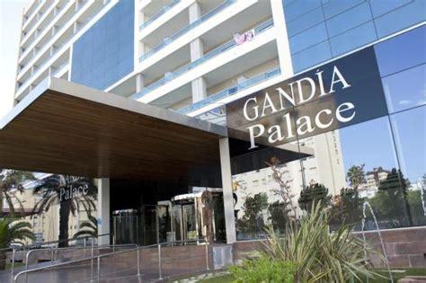 Hotel Gandía Palace  Playa de Gandía, Provincia de ...