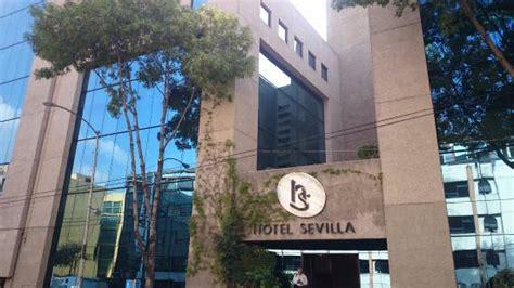 Hotel Sevilla desde $ 120.690 (Ciudad de México ...