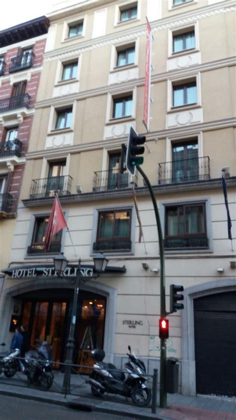Hotel Sterling  Madrid, İspanya    Otel Yorumları ve Fiyat ...