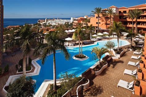 Hoteles 5 Estrellas en Tenerife  isla  España   Viajes El ...