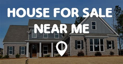 HOUSE FOR SALE NEAR ME - Points Near Me