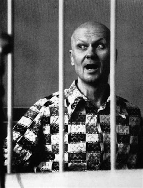 How Andrei Chikatilo and other murderers killed in the snow