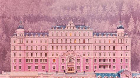 "How Designers Built The World Of ""The Grand Budapest Hotel ..."