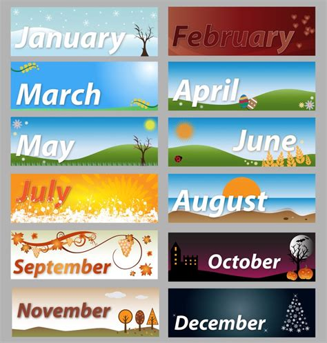 How Did the Months of the Year Get Their Names? | Wonderopolis