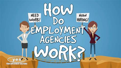 How Do Employment Agencies Work?   YouTube