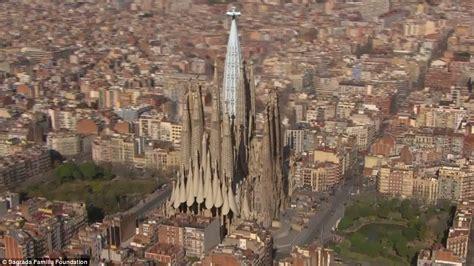 How Gaudi s finished La Sagrada Familia cathedral will ...
